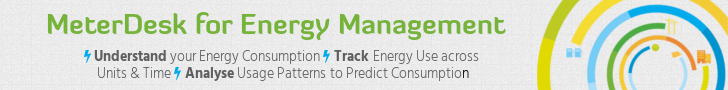 MeterDesk - Energy Management and Industrial Analytics platform